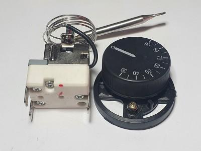 Термостат капиллярный 120 градусов  на 3 контакта
