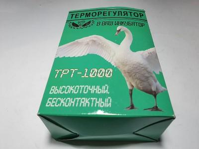 Терморегулятор механический  для инкубатора  (Лебедь)