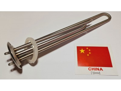 Тэн 1,3 нерж. под 2  датчика с силиконовой прокладкой Китай