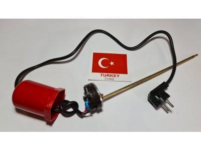 Терморегулятор  16  А Турция Balcik в сборе с вилкой