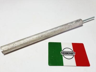 Анод магниевый М6   18мм с длиной шпильки 210