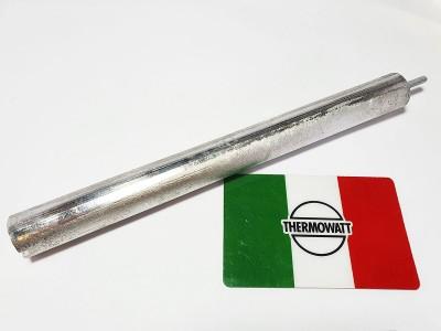 Анод магниевый d18x210, M6x210, Италия