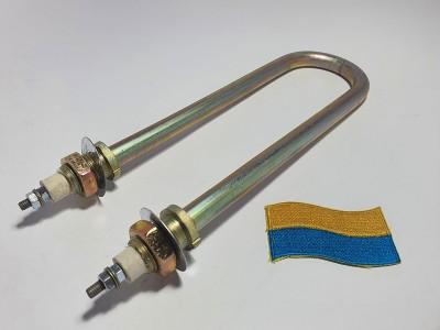 Тэн оцинкованный 1,0 кВт, дуга, Д-10,М16